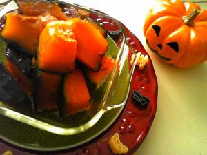 【ハロウィン】ほっこり×かぼちゃ♪