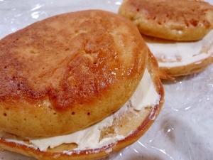 ホット ケーキ バター
