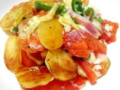 フライパンで作る簡単イタリアン鍋