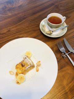 ヘルシーシフォンケーキでふわしゅわフレンチトースト
