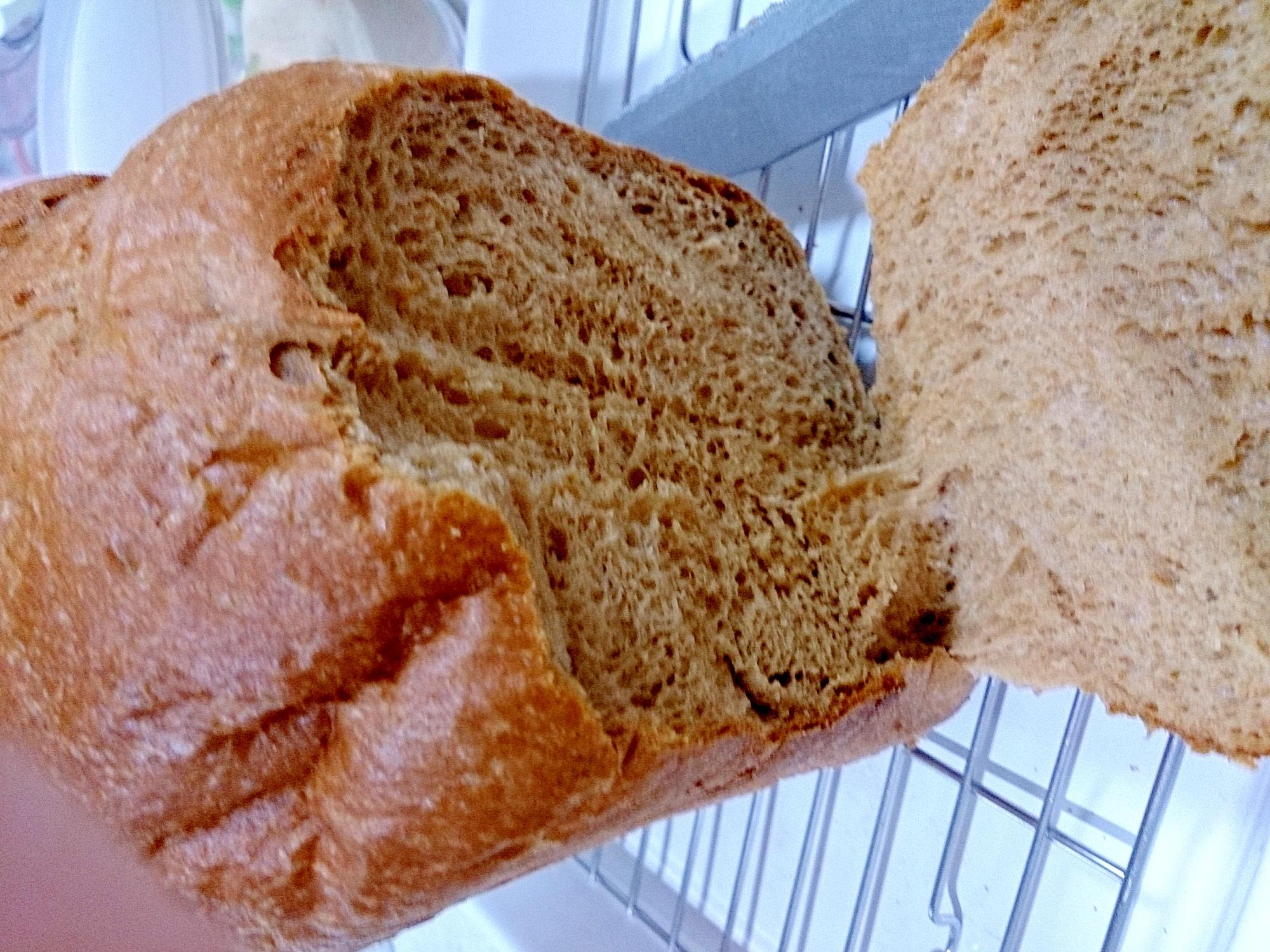 【糖質制限】レモンヨーグルト食パン