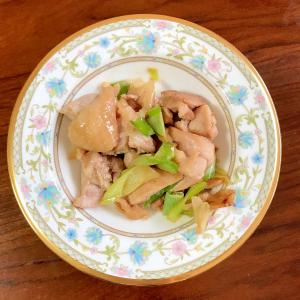鶏肉 レシピ 長ネギ