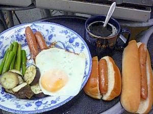 忙しい朝こそ「5月22日の朝食」