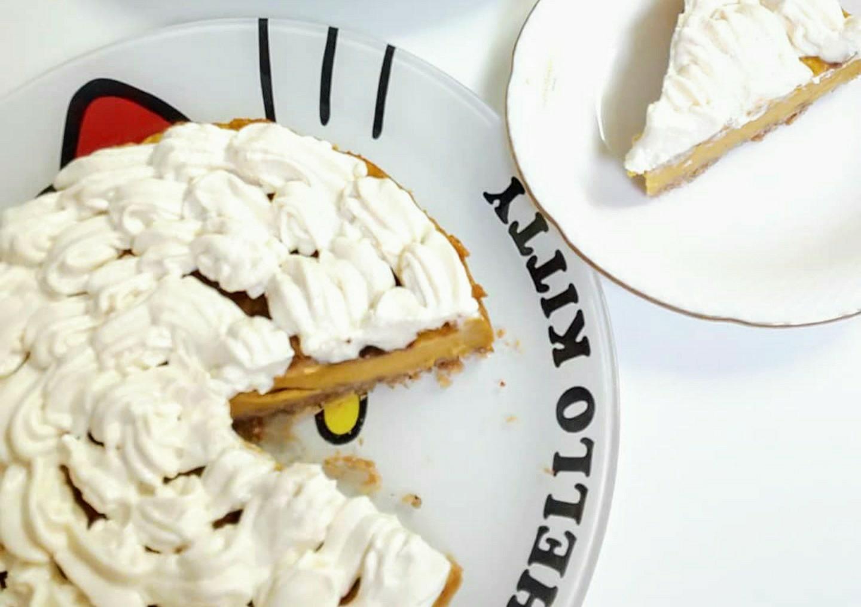 スパイス香る!グルテンフリーのバターナッツケーキ