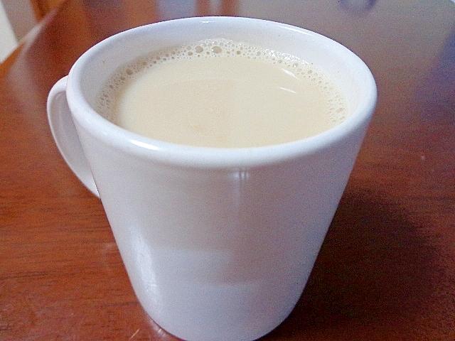 牛蒡豆乳紅茶のサポニンでメタボ撃退しチャイなチャイ