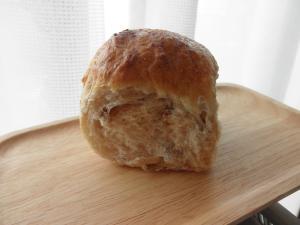グリルdeダッチオーブン・全粒くるみパン