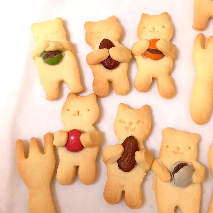 6. だっこクッキー