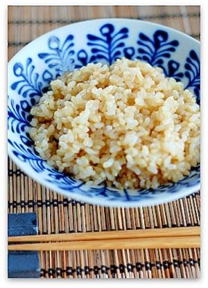 マクロビオティック・圧力鍋で炊く玄米ご飯