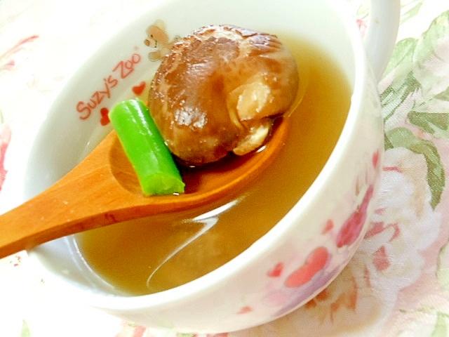 どんことダシダの生姜スープ・お一人様用