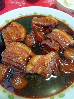 角煮 タレ レシピ
