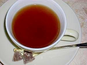 生姜黒糖紅茶