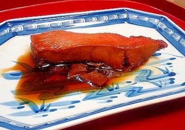 コロっと身が取れて美味♪金目鯛の煮つけ@しっかり味