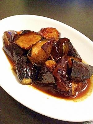 うちの常備菜-茄子の揚げ浸し