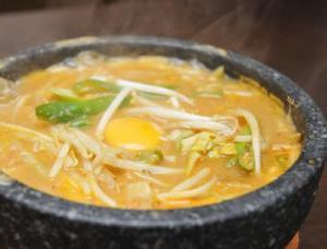 キムチを使わない★韓国風チゲスープ
