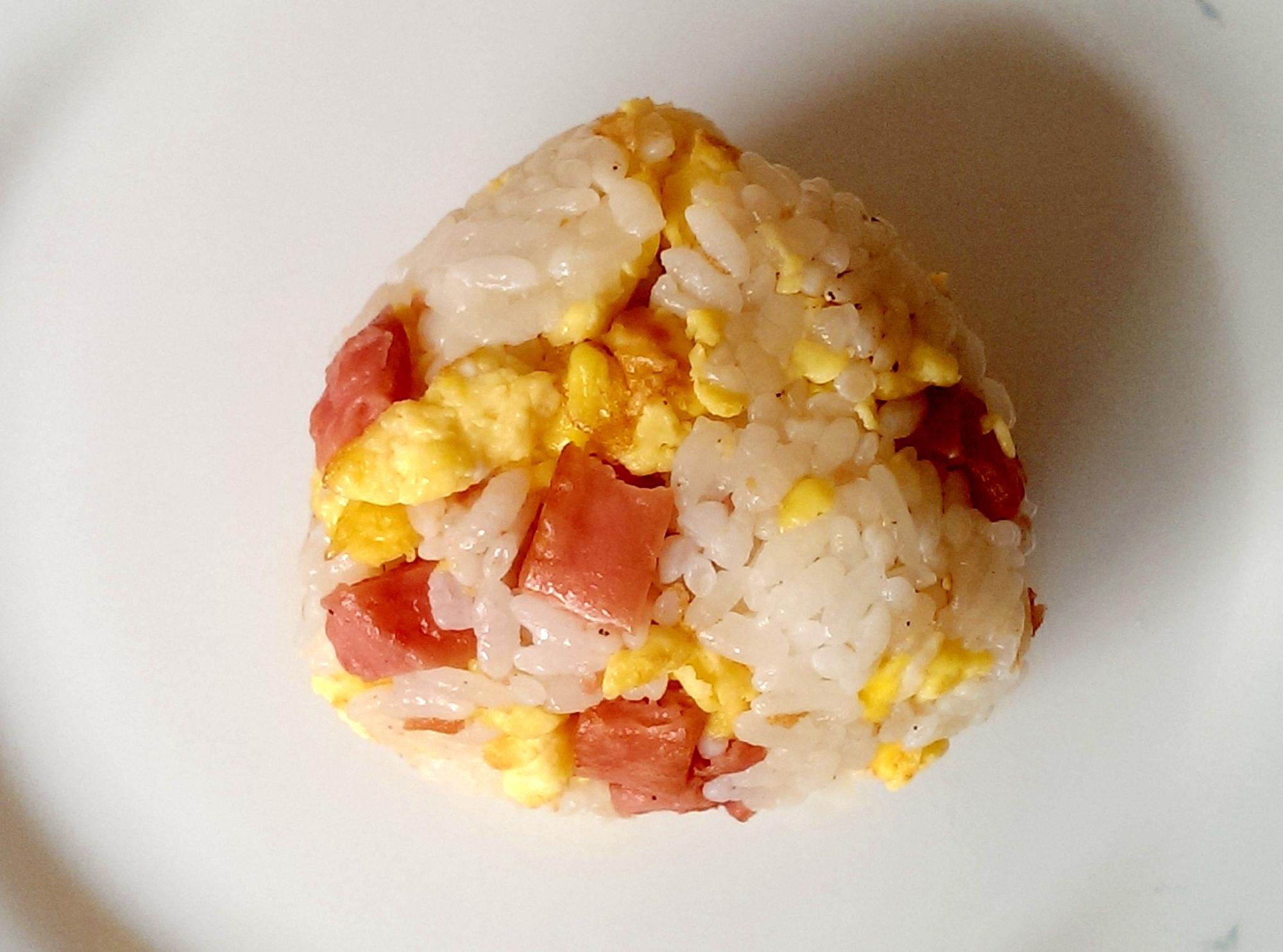 4. ポーク卵チャーハン