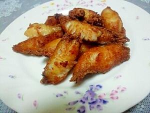 白身魚の塩麹唐揚げ