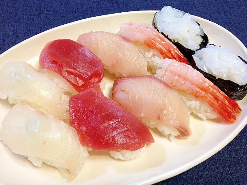 1. にぎり寿司