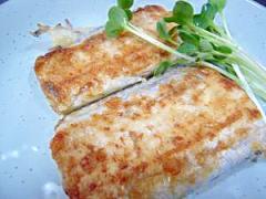 太刀魚のバター醤油ソテー