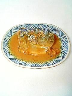煮魚の定番☆鯖の味噌煮☆