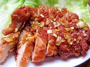 簡単ぱりぱり☆本格油淋鶏(ユー リン チー) レシピ・作り方 by 林檎、|楽天レシピ