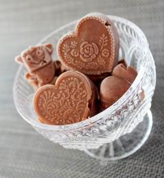 ホイップなしで簡単★チョコレート味のラクトアイス