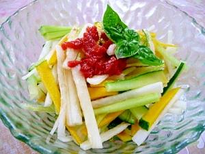 2. カボッコリーサラダ