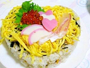 お婆ちゃん直伝のちらし寿司