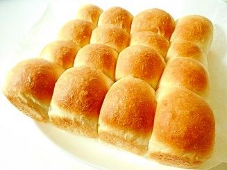 簡単!ちぎりパンの基本の作り方