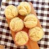 フライパンで簡単きな粉蒸しパン【離乳食】の参考画像