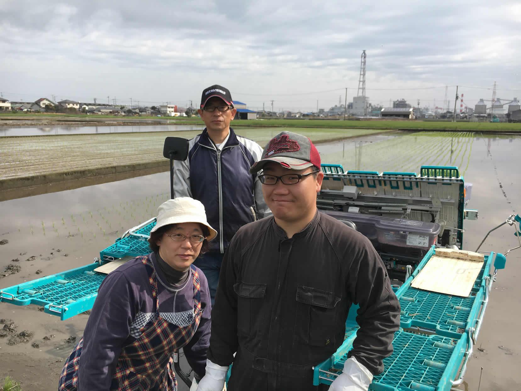 日本名水百選の水にこだわる「ヒノヒカリ」