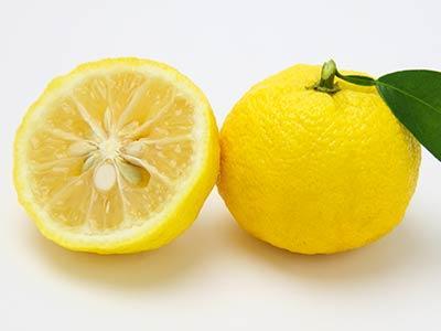 オーガニック柚子