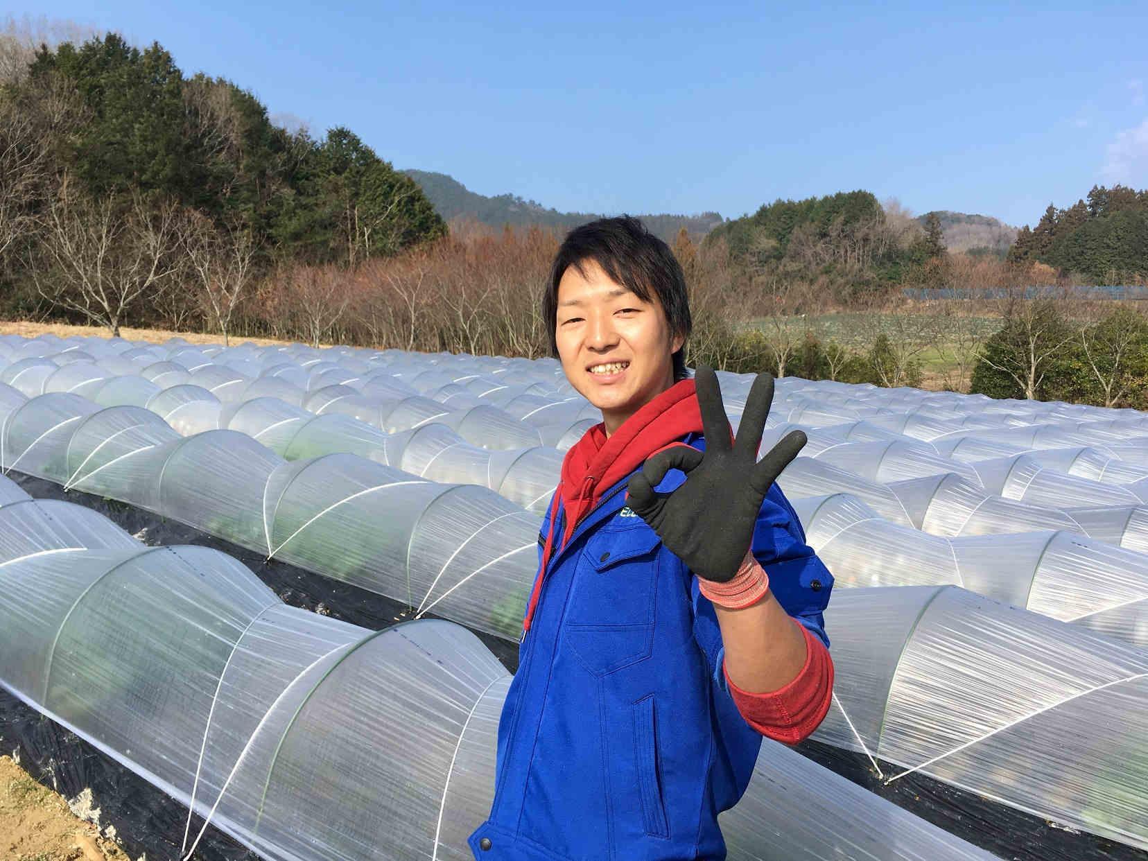 原付で日本一周、世界11ヶ国を旅して農家になった徳永さん