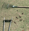 「ミナト 芝生用 手押し式スイーパー SWP-530A [掃除機 芝用 落ち葉 芝刈り機 芝刈り用品 芝刈機]」の商品レビュー詳細を見る