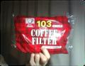 「Kalita コーヒーフィルター <ホワイト> 100枚入 NK103濾紙 4〜7人用 [15081] (カリタ) (水まわり用品 まんまる堂)」の商品レビュー詳細を見る