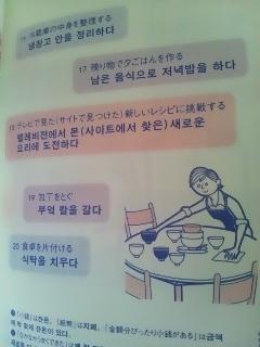 起きる 韓国 語