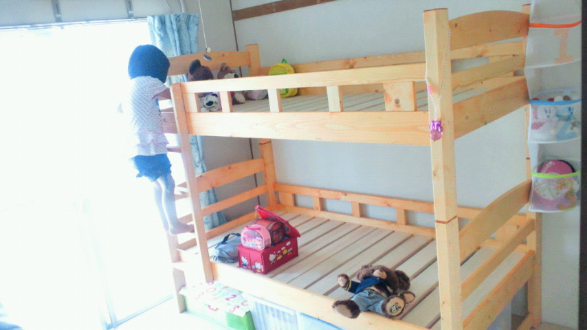 楽天市場】二段ベッド 2段ベッド すのこベッド 子供用 二段ベット 2段