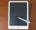 「電子メモ 保存 電子メモパッド 10インチ カラー線が書ける! デジタルメモ 電子メモ帳 子供 タッチペン付き 電子 タブレット 軽量 手書き コンパクト ロック機能 メッセージボード ノート お絵かき カラー」の商品レビュー詳細を見る