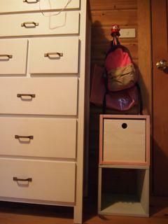 【こども部屋の整理】 以前から気になっていましたが、実家も巻き込んで購入してみました。こどもの保育園の荷物を入れるのにちょうどいいかな。