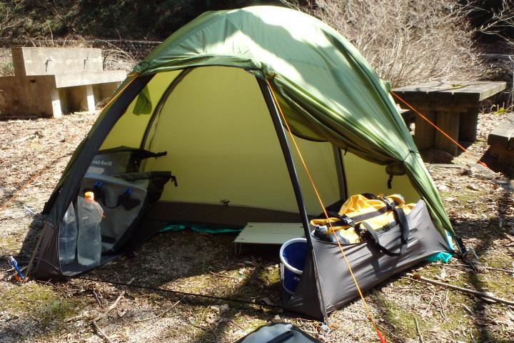 山用テント ドマドームライト2 ARI023 ライペンテント RIPENテント ツーリングテント ドマドームライト アライテント (2) ドマドームライト2 (フォレストグリーン) 山岳テント 2人