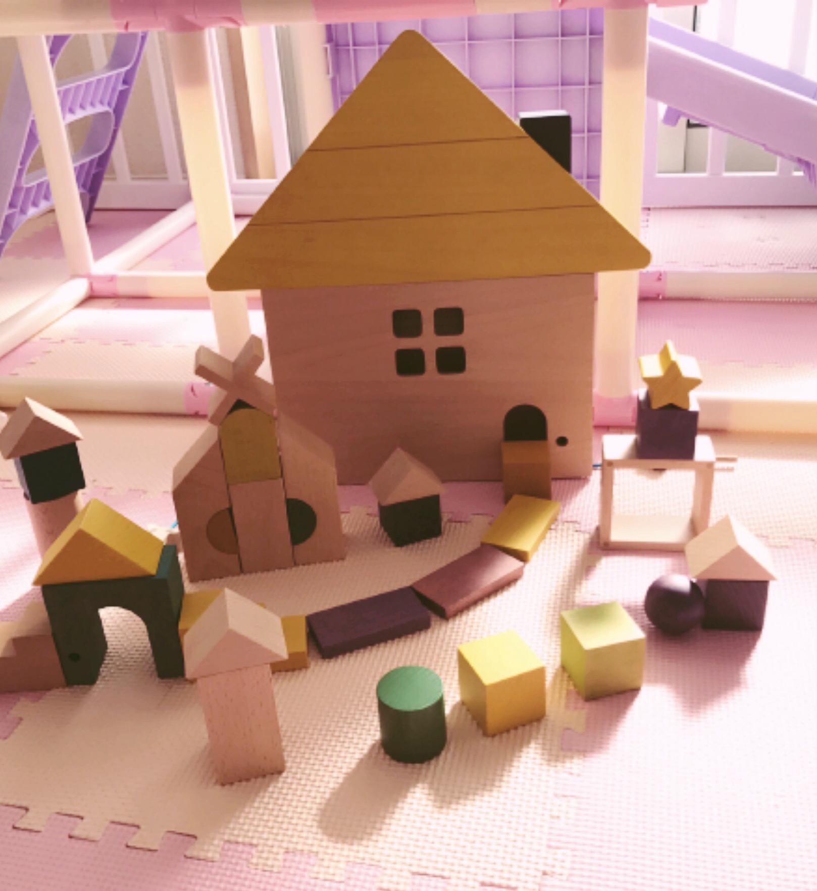 女の子 (積み木 つみき 積木) 知育玩具 【送料無料・おまけ付】 kiko gg* 誕生日 tsumiki 男 出産祝 かわいい 2歳 3歳 男の子 1歳 出産祝い・1歳の誕生日プレゼント おもちゃ 女