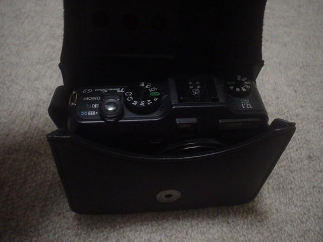 【楽天市場】CANONキャノン PowerShot G11/G10/G9/G7専用ケース(カメラ ...