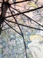 「[名画 かさ] ジャンプ傘 (ミュシャ アイリス) [ワンタッチ傘 長傘 名画 アンブレラ 雨具 レイニーグッズ ジャンプ傘 絵画]【B-9066_CSE-0850】(u89)」の商品レビュー詳細を見る