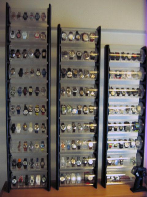 【楽天市場】時計 ケース 時計 収納ケース 腕時計 ケース ウォッチケース コレクションケース ディスプレーケース ...: http://review.rakuten.co.jp/item/1/195992_10001238/1.0/