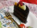 「輝くショコラ&フルーツ5号サイズ ショコラクレーム(バースデーケーキ)(お中元)(チョコレートケーキ)(バレンタインデー)」の商品レビュー詳細を見る