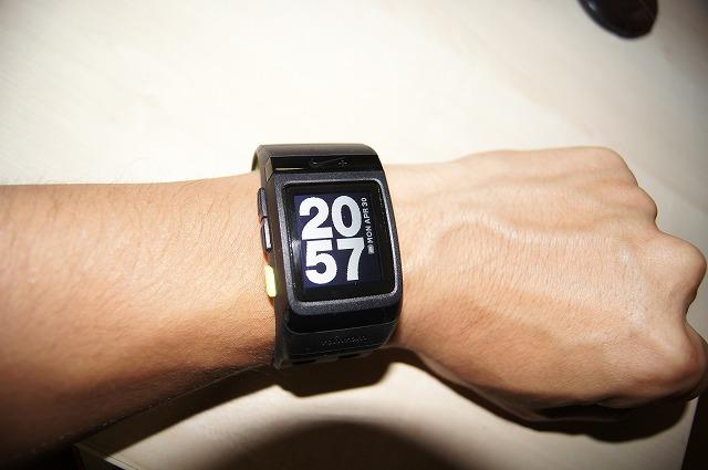 a61bd175cf ... センサチェストバンド』の組み合わせで、「Runkeeper」は心拍とGPSともに問題なく使用できますが、「Nike+GPS」はGPS のみ使用可能で心拍計は使えませんでした。