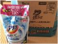 「アタック 抗菌EX スーパークリアジェル 洗濯洗剤 詰め替え 大サイズ 梱販売用(1350g*6コ入)【アタック】[洗浄 消臭 部屋干し つめかえ 詰替 液体 まとめ買い]」の商品レビュー詳細を見る