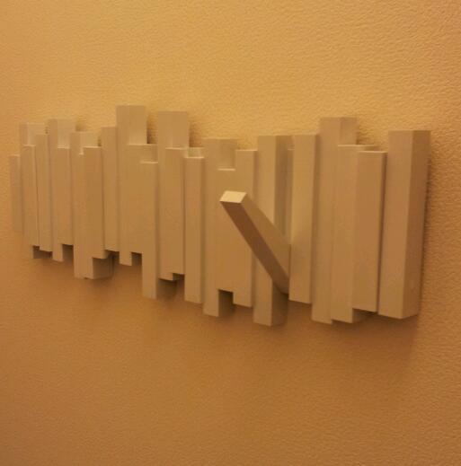 家庭のアイデア テレビ コーナー 壁掛け : ハンガー コート掛け 壁掛け ...