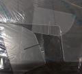 「コロナ ウイルス 対策 衝立 アクリルパーテーション 仕切り板 パネル クリアパーテーションスタンド 開口あり アクリル板 透明 飛沫防止 W900×600mm 受付 カウンター 間仕切り シールド アクリルパーティション 受付アクリル板 送料無料 ###アクリル60X90CM###」の商品レビュー詳細を見る