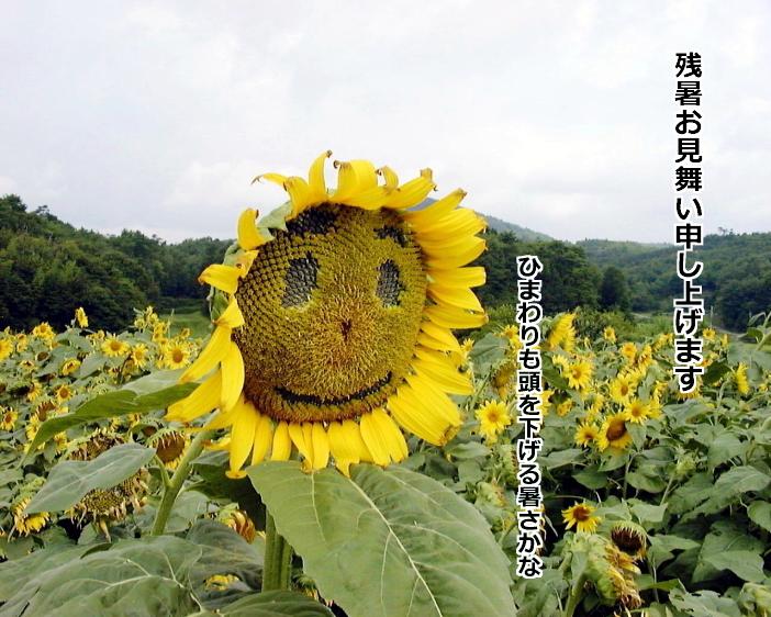 2012残暑見舞い_じじいさん
