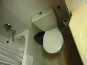 Montefeori のトイレ